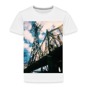 Ed Koch bridge - Toddler Premium T-Shirt