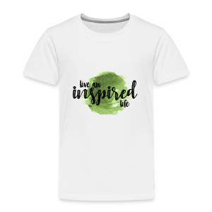 Inspired Life - Toddler Premium T-Shirt