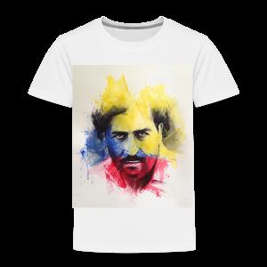 Pablo Escobar P - Toddler Premium T-Shirt