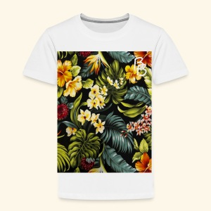 Flower BB - Toddler Premium T-Shirt