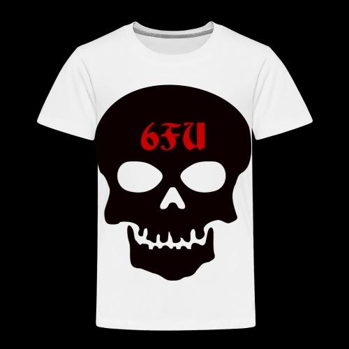6fu 1st line - Toddler Premium T-Shirt