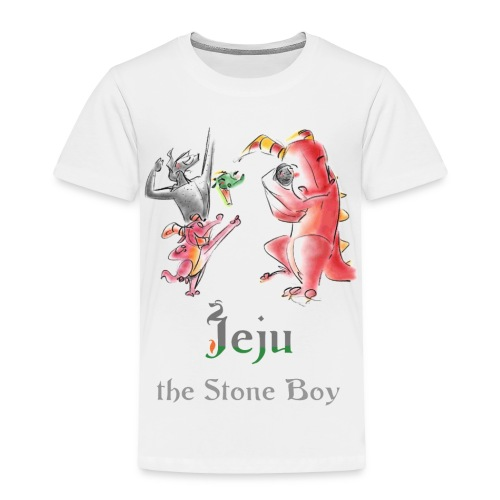 Jeju's joy - Toddler Premium T-Shirt