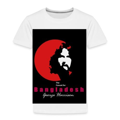 The Concert for BANGLADESH - Toddler Premium T-Shirt