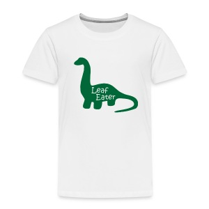 Leaf Eater - Toddler Premium T-Shirt