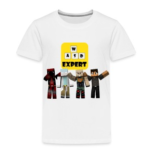 Team WASD - Toddler Premium T-Shirt