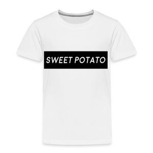 sweet potato - Toddler Premium T-Shirt