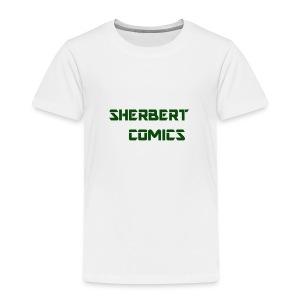 SherbertComics - Toddler Premium T-Shirt