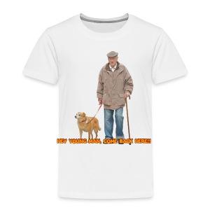 Dabbing Duder's Arch Nemesis - Toddler Premium T-Shirt