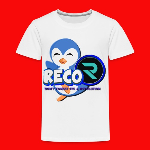 new merch and logo break in - Toddler Premium T-Shirt