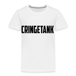 CringeTank's Masterpiece - Toddler Premium T-Shirt