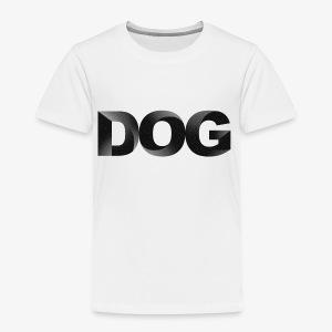 DOG - Toddler Premium T-Shirt
