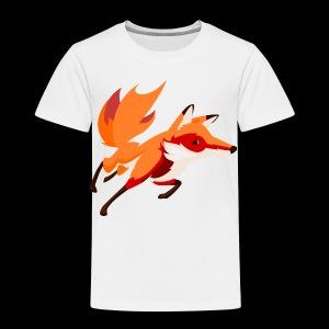JBFox#2 - Toddler Premium T-Shirt