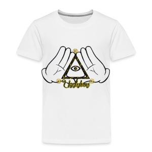 All Seeing Eye-UgglyBoy™ - Toddler Premium T-Shirt