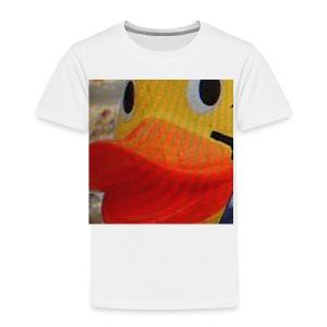 Retro Hippoduck Logo - Toddler Premium T-Shirt