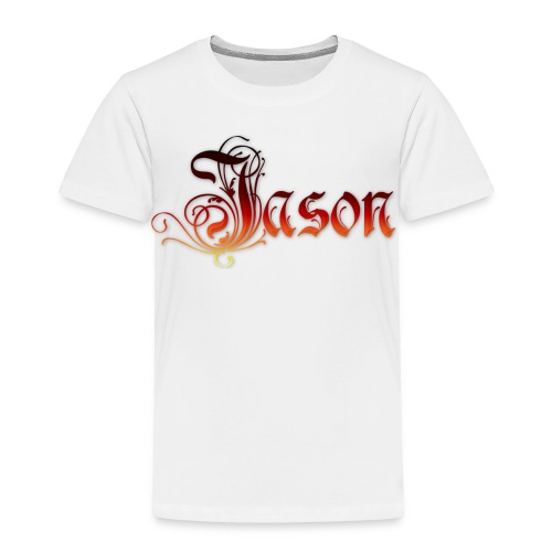 jason - Toddler Premium T-Shirt