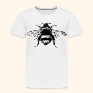 My Little Baby Bee - Toddler Premium T-Shirt