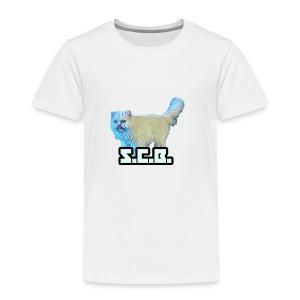 snow cat - Toddler Premium T-Shirt