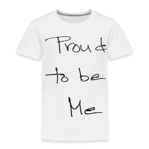 proud - Toddler Premium T-Shirt