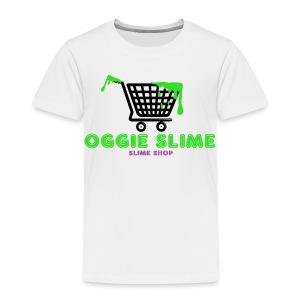 Oggie Slime (Slime Shop) Apparel - Toddler Premium T-Shirt