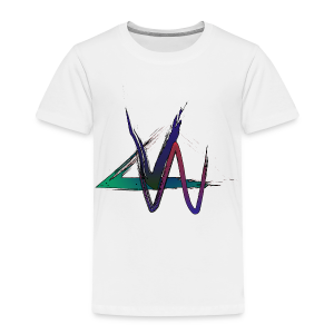 Variance Just the logo - Toddler Premium T-Shirt
