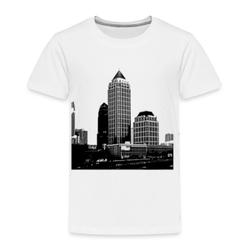 ATL city - Toddler Premium T-Shirt