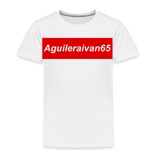 supreme shirt type of merch - Toddler Premium T-Shirt