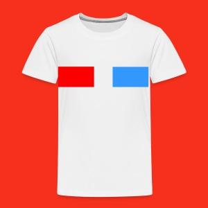 3D Glasses - Toddler Premium T-Shirt
