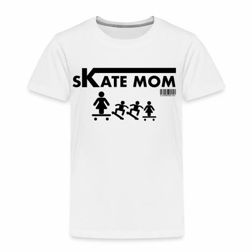 SkateMom - Toddler Premium T-Shirt