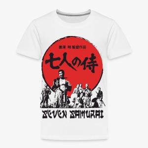 Seven Samurai - Toddler Premium T-Shirt