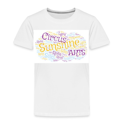 SCA Word Art - Toddler Premium T-Shirt