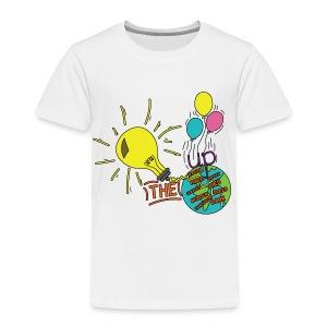 Light Up The World - Toddler Premium T-Shirt
