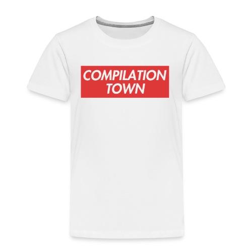 Compilation Town Supreme Parody Merch - Toddler Premium T-Shirt