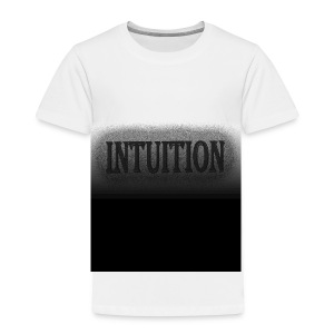 Intuition - Toddler Premium T-Shirt