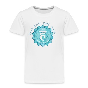 Fifth Chakra - Toddler Premium T-Shirt