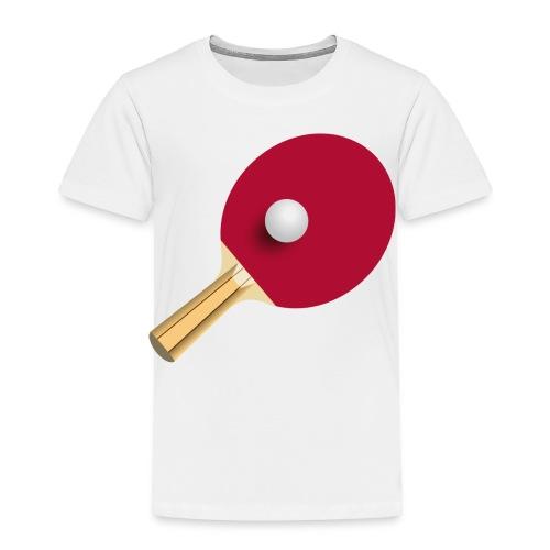Table tennis clear - Toddler Premium T-Shirt