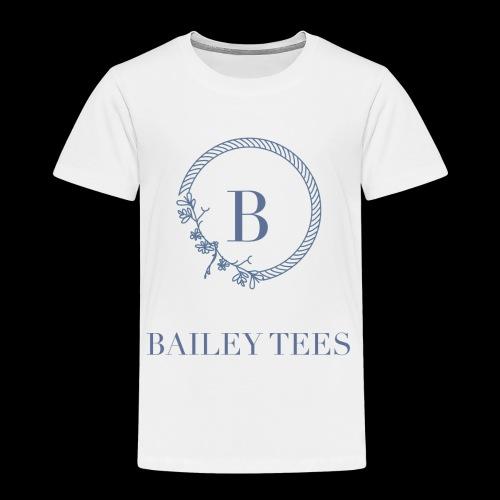 baileyteesv2 01 - Toddler Premium T-Shirt