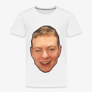 Kyle's Face on White - Toddler Premium T-Shirt