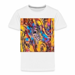 Welcome Abstract - Toddler Premium T-Shirt