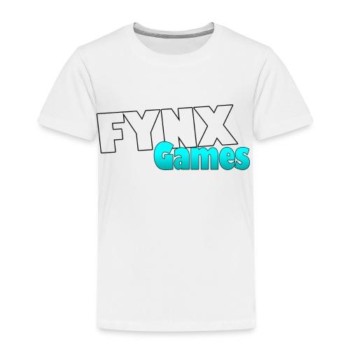 Fynx Games - Toddler Premium T-Shirt