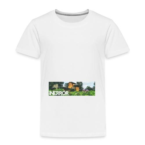 INERROR SPRING - Toddler Premium T-Shirt