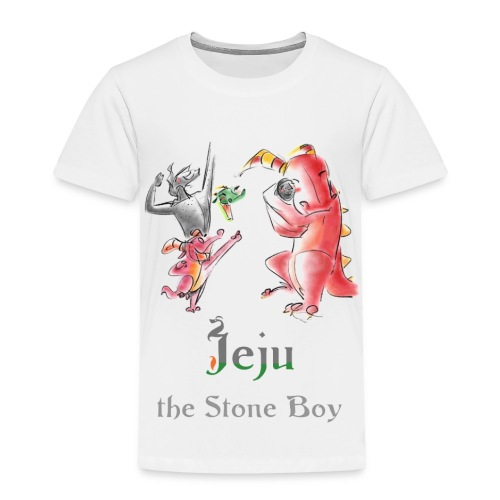Jeju's joy - Toddler Premium T-Shirt