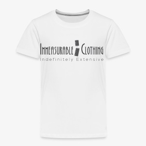 Immeasurable Cloting - Toddler Premium T-Shirt