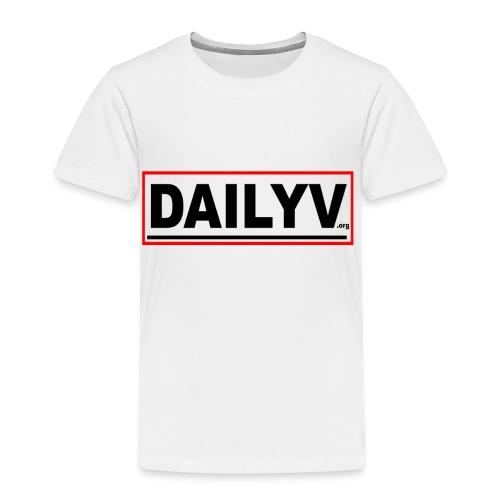 DAILYV.ORG - Toddler Premium T-Shirt