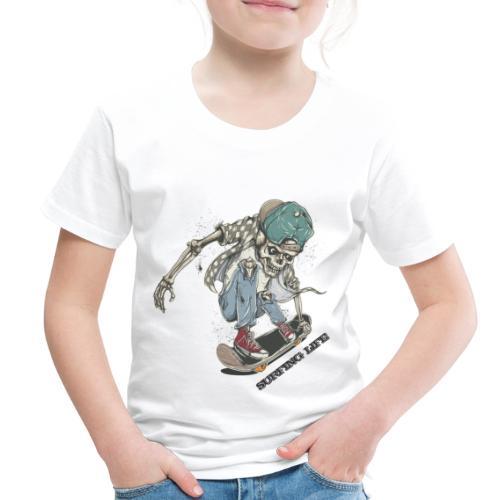 SURFING LIFE - Toddler Premium T-Shirt