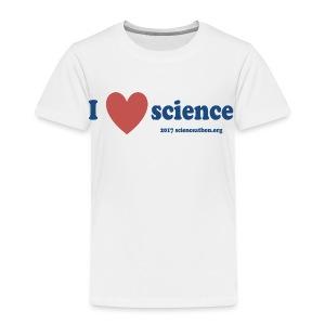 scienceathon - Toddler Premium T-Shirt
