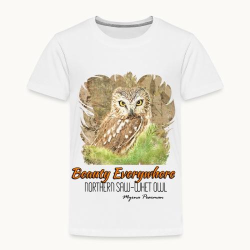 Beauty Everywhere -ORANGE- Carolyn Sandstrom - Toddler Premium T-Shirt