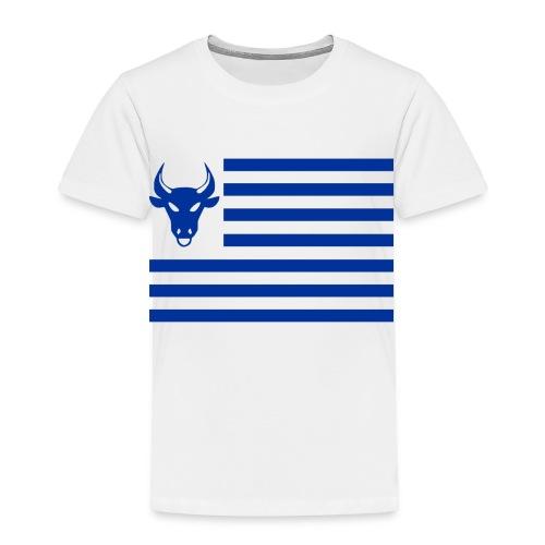 PivotBoss Flag Cobalt - Toddler Premium T-Shirt