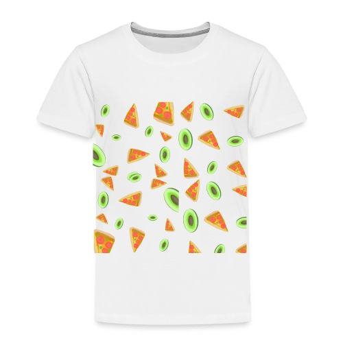 The PizzaCados - Toddler Premium T-Shirt