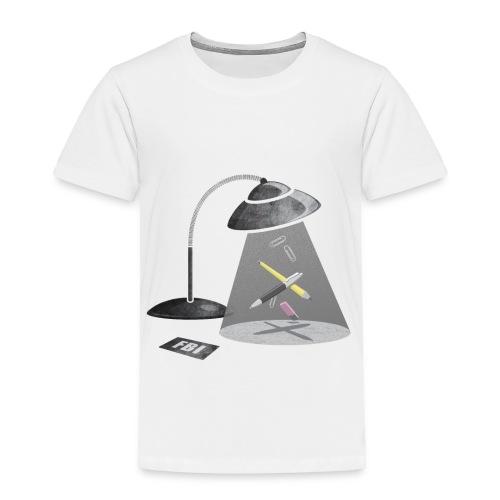 Desktop Abduction - Toddler Premium T-Shirt