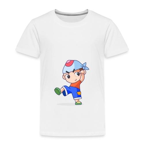 Yay! - Toddler Premium T-Shirt